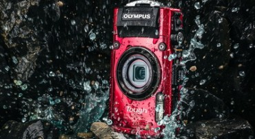 Olympus Tough! TG-4 az outdoor társ